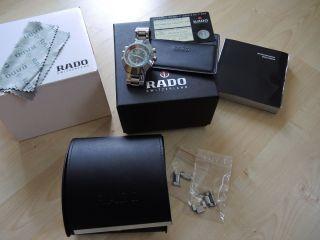 Rado Diastar Xl Diver Aus 2009 Komplettpaket Incl.  Box Und Papiere Bild