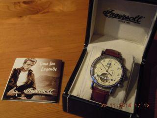 Ingersoll Limited Edition Richmond In 1800 Cr Herren Automatik Uhr Bild