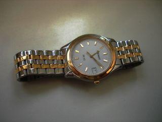Tissot - Pr - 50 Basic Herren / Damen Uhr Aufgearbeitet Neues Armband Bild