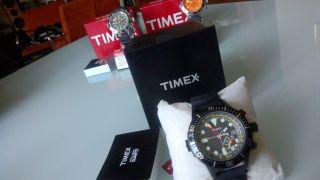 Timex Diver Depth Gauge T2p529 Bild
