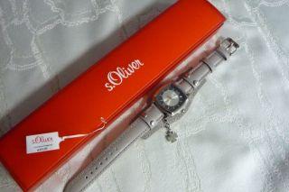 S.  Oliver Damen - Armbanduhr So - 2512 - Lq Uhr Bild