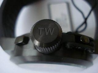 Tw Steel Tw - 900 Chronograph Herren Uhr 10 Atm Mit Etikett Bild