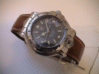 Tag Heuer 6000 Chronometer Autom.  Wh5112 Bild
