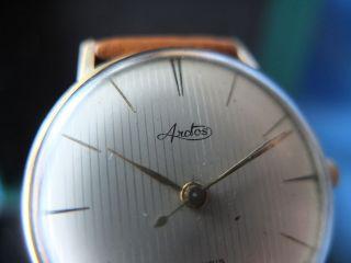 1970er Arctos Herrenuhr Handaufzug / Puw 560 Bild