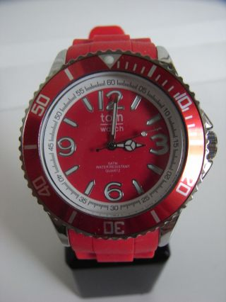 Tomwatch Basic 44 Wa 0005 Strawbery Red Uvp 49,  90€ Bild