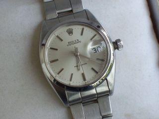 Rolex Oyster Precision Bild