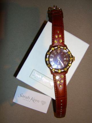 Sarah Kern Armbanduhr,