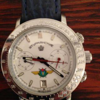 Poljot Chronograph Sturmansky Bild