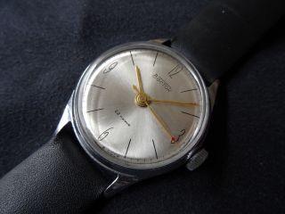 Wostok Chronometer Handaufzug,  Kaliber 2809,  Traumwerk Bild