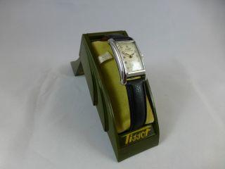 Tissot Kal.  ? Handaufzug,  Edelstahl,  Box,  Vintage 1920 - 70 Bild