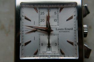 Louis Erard Automatik Chronograph Mit Eta 7750 Bild
