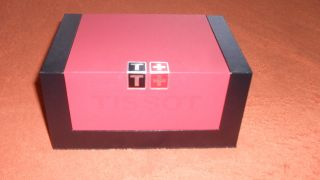 Tissot Uhrenbox Bild