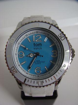 Tomwatch Basic White 44 Wa 00120 Ocean Turquoise Uvp 49,  90€ Bild