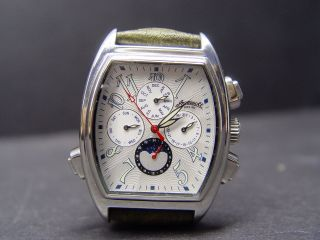 Ingersoll Ref.  In1900wh Automatik Chronograph Stainless Steel Bild
