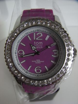 Tomwatch Crystal 44 Wa00044 Purple Rain Uvp 49,  90€ Bild