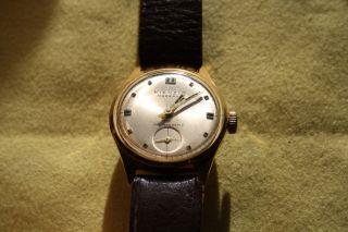 Uhrensammlung Aufloesung Hau Kienzle Markant Handaufzug Vintage Bild