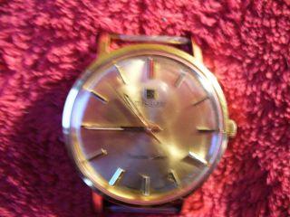 Uhr - - Tissot - - Seastar Seven - - Plaque G 20und Stempel? - - 1972 Bild