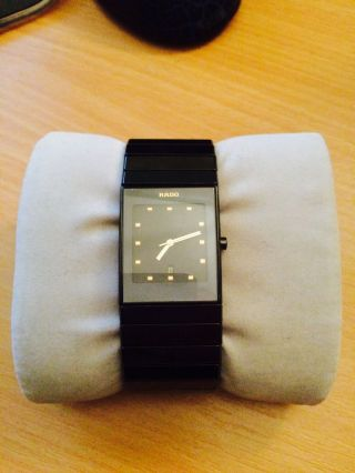 Rado Distar Swiss Armbanduhr Herren Bild