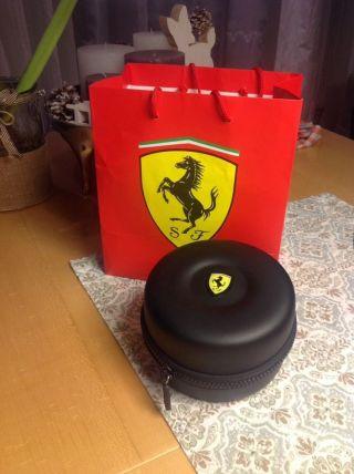 Ferrari Uhr Ungetragen Mit Ovp Bild