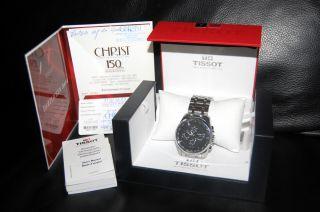 Tissot Uhr Couturier Chronograph Automatic - Neuwertig - Bild