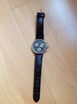 Tchibo Uhr Bild