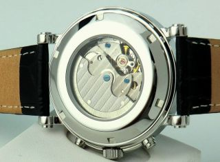 Windgassen Automatik Multifunktions Herrenuhr Bild