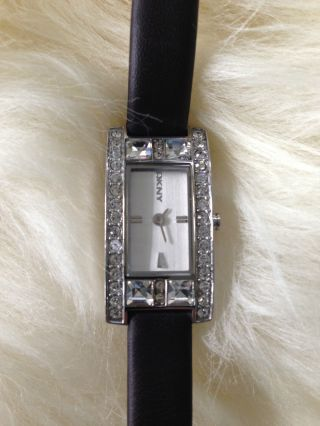 Dkny Armbanduhr Damen Leder Zierlich Conleys Bild