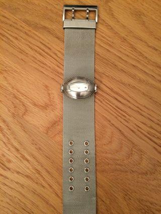 Mango Damenuhr,  Uhr,  Armbanduhr,  Silber Bild