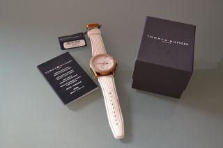 Tommy Hilfiger Watches Avalon 1780967 Zirkonia Steine Damenuhr Neuwert Bild