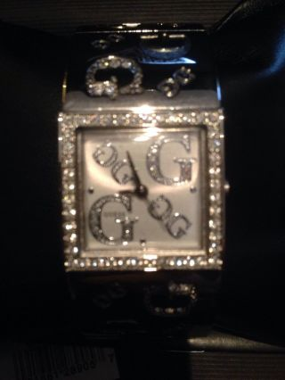Guess Damen Uhr Silbern Bild
