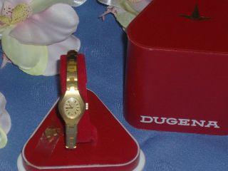 Damen Uhr Dugena Bild