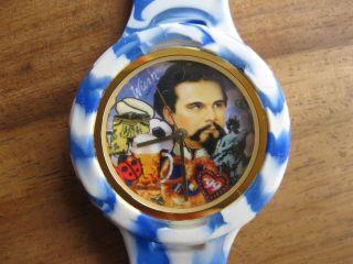 Tymer König Ludwig Uhr Wiesn 1999 Kautschuk Armbanduhr Bild