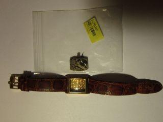 Rolex Prince Herrenuhr Art Deco 30/40er Jahre Plus Werk Massiv Gold Gehäuse 9k Bild