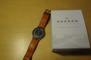 Skagen Designs Skagen Titan Armbanduhr Für Herren (chronograhp692xxltxm) Bild