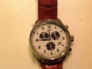 Herrenchronograph,  Graf Zeppelin,  European Edition Bild