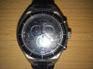 Adidas Armband Uhr Unisize Schwarz Klassiker Np129€ Blogger Batterie Bild