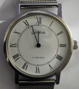 Armbanduhr,  Glashütte Bild