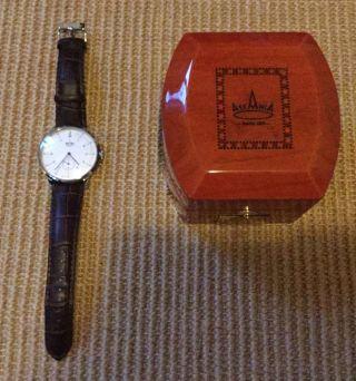 Askania Herren Armbanduhr Tegel Teg - 650 Bild