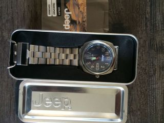 Jeep Herrenuhr Watch Bild
