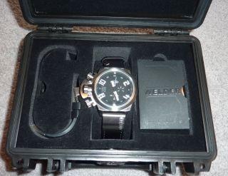 Welder Chronograph K24 Cs Bk - Wi,  48mm Bild
