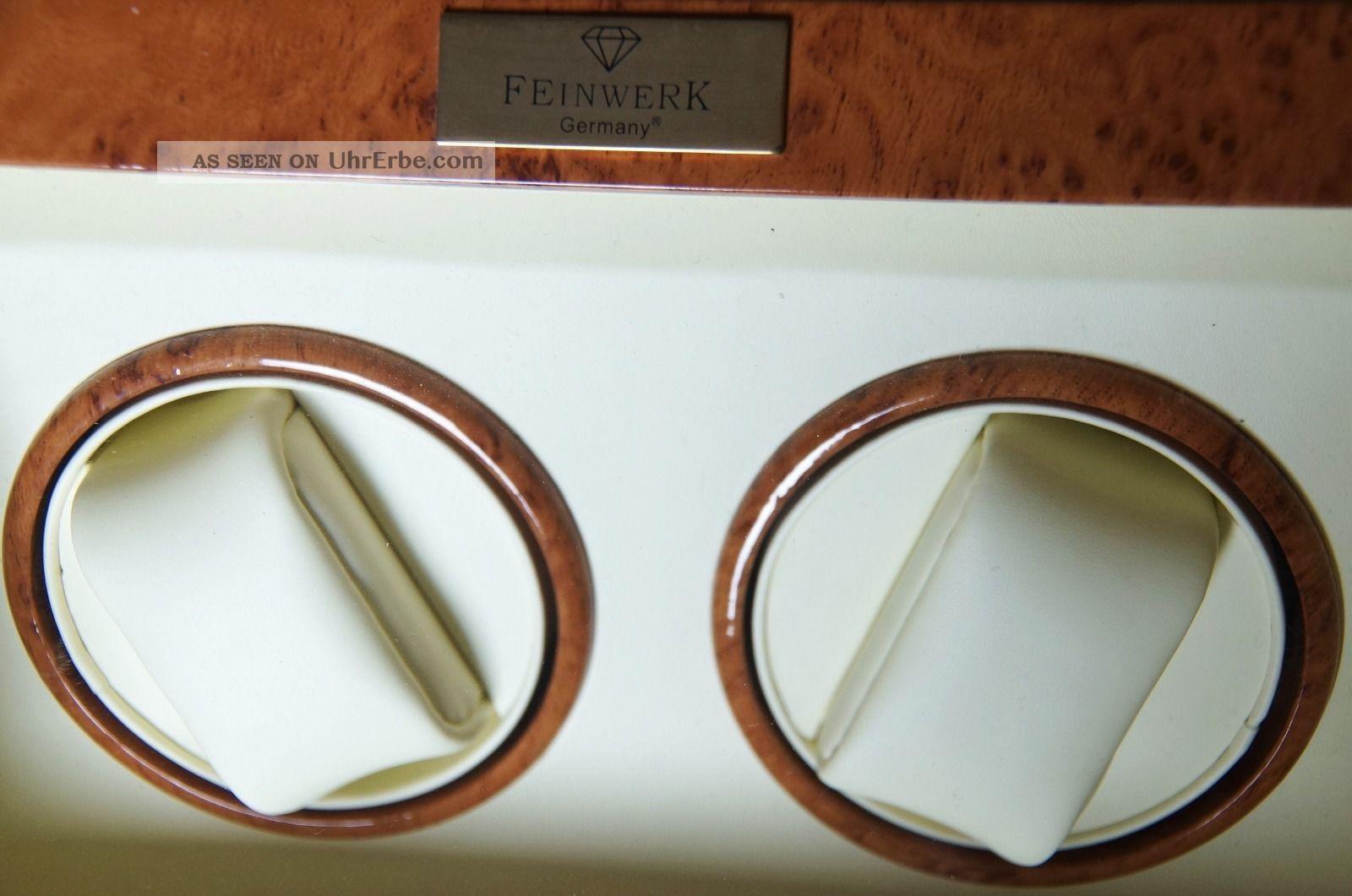 automatische uhren aufbewahrung feinwerk uhrenbeweger f r. Black Bedroom Furniture Sets. Home Design Ideas
