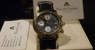 Maurice Lacroix Chronograph Automatik Herrenuhr Bild