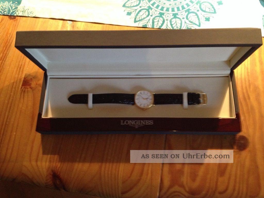 Longines Uhr Armbanduhren Bild