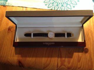 Longines Uhr Bild