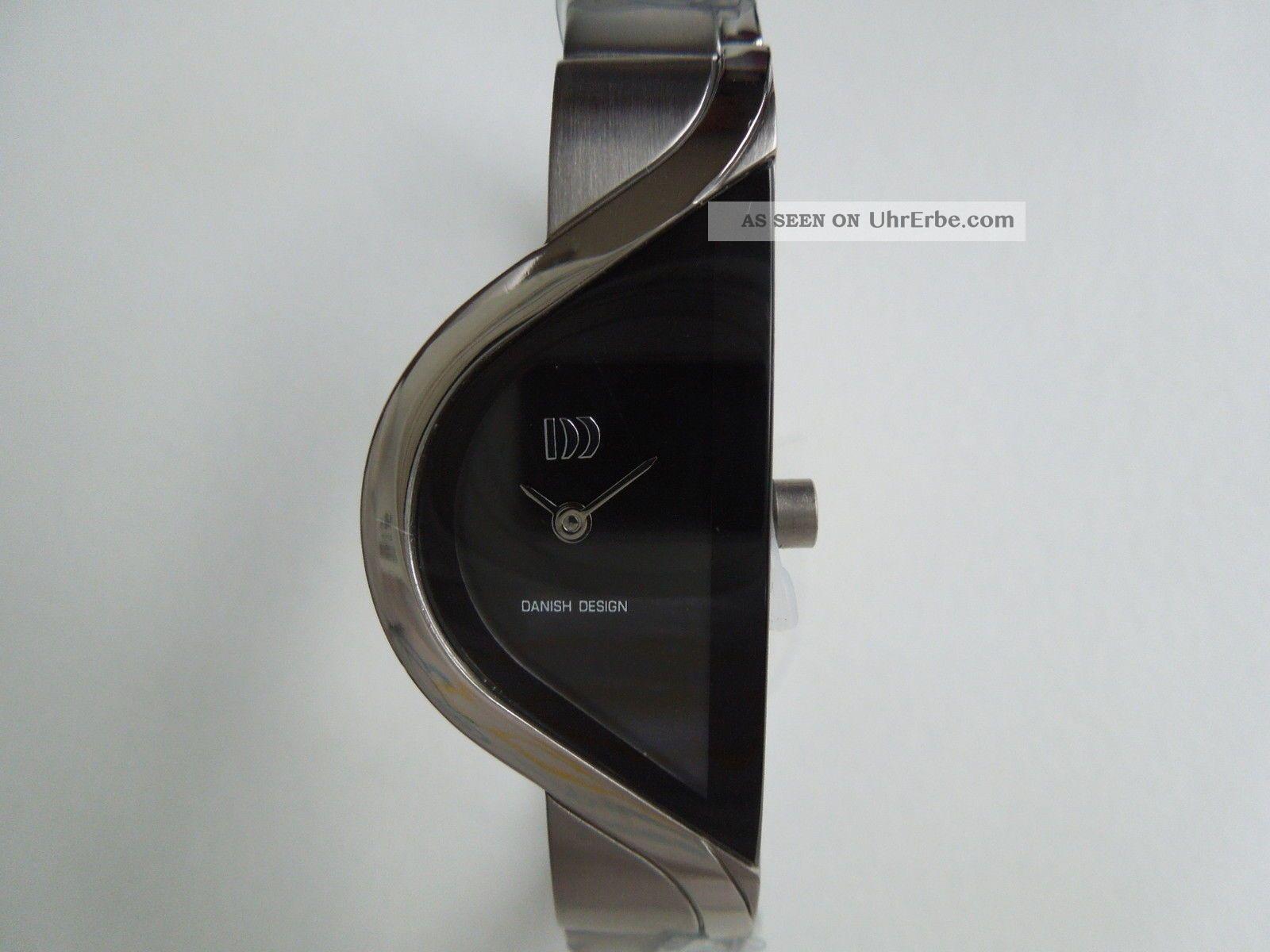 Danish Design Damen - Armbanduhr Xs Analog Quarz Titan 3326523 Watch In Ovp Armbanduhren Bild