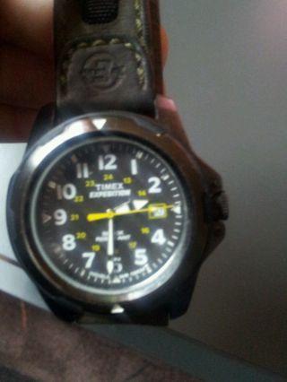 Timex Expedition Uhr Bild