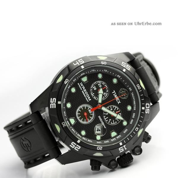 timex expedition dive style chronograph armbanduhr f r. Black Bedroom Furniture Sets. Home Design Ideas