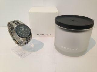 Bering 32339 - 742 Ceramic,  Keramik Herrenuhr,  Armbanduhr,  Mit Bild