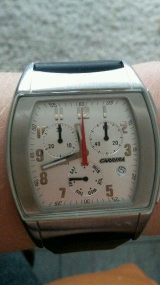 Carrera Herren Uhr Chronograph Sportlich - Elegant Bild