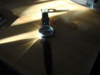 Ingersoll Automatik Armbanduhr Sir Alan Cobham Schwarz In3903bk Bild